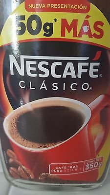 Nescafe Classic Instant Coffee 350 GRS