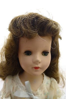 """Antique 17"""" 1950's American Character Doll Sweet Sue Original Dress SO SWEET!"""