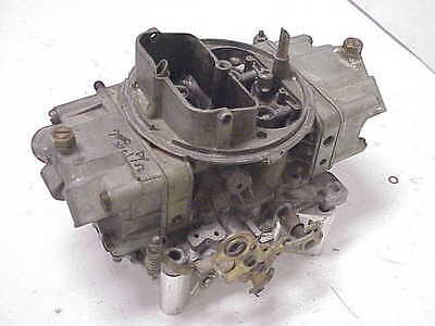 Holley 700 CFM 4 Barrell Carburetor 4778-2 Ratrod Streetrod Hopper Mudbog J40