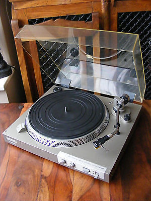 Direct Drive Automatic Stereo Turntable System Sony PS-212 PS212 Record Player