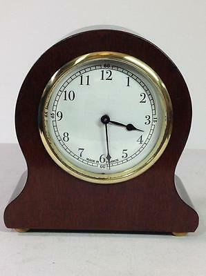 Perfect Genuine French Duverderey & Bloquel small mantel clock
