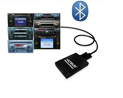 Bluetooth  USB SD AUX MP3 Adapter passend für AUDI Navigation Plus 2 RNS-D