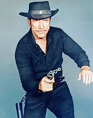 Richard Boone As Paladin Great Promo Photo