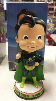 Jamestown Jammers Bobblehead Boy Super Hero Extremely Rare