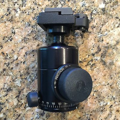 Manfrotto Proball 468RC Tripod Ball Head with Quick Release Plate