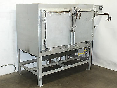 Alpine Gas Lehr Kiln 16CF 900F Operating Up to 1500F Max for Glass (GL-16)