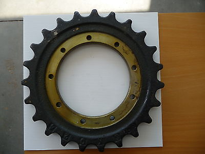 Yanmar Vio55-5 Sprocket