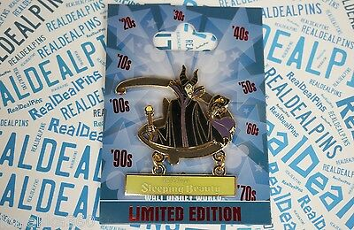 Disney Trading Pin GenEARation D Countdown Maleficent Sleeping Beauty NEW 107880