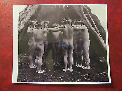 Chile - New Postcard - Selk'nam People - Indians Of Southern Chile (9)