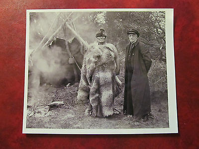 Chile - New Postcard - Selk'nam People - Indians Of Southern Chile (14)
