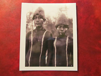 Chile - New Postcard - Selk'nam People - Indians Of Southern Chile (17)