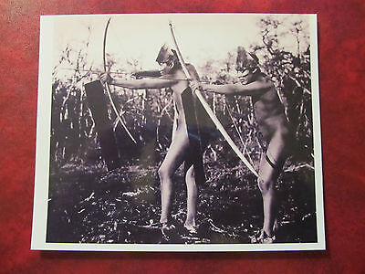 Chile - New Postcard - Selk'nam People - Indians Of Southern Chile (20)