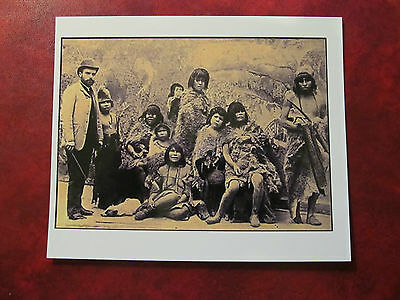 Chile - New Postcard - Selk'nam People - Indians Of Southern Chile (25)