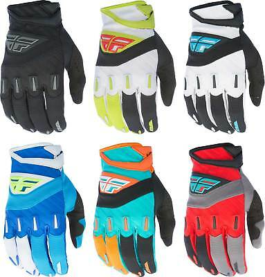 2017 Fly Racing F-16 Gloves - MX ATV BMX Motocross Off-Road Dirt Bike Adult Mens