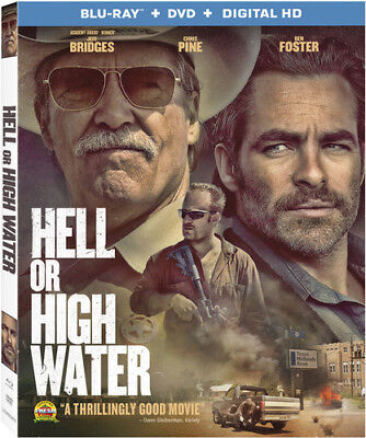 Hell Or High Water [New Blu-ray] 2 Pack