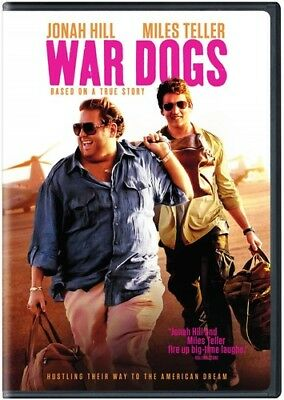 War Dogs [New DVD] Ac-3/Dolby Digital, Dolby, Eco Amaray Case