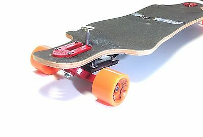 A Rubber Pad Longboard Brake Kit  for Drop Throgh  (FREE SHIPPING TO WORLDWIDE)