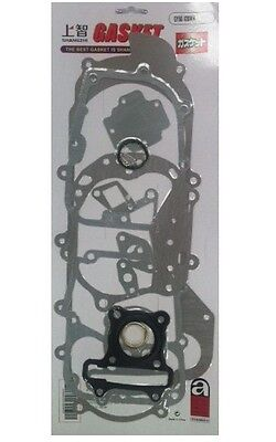 Complete Gasket Set 400mm GY6 139QMA 139QMB 50cc 49cc Chinese Scooter Engine