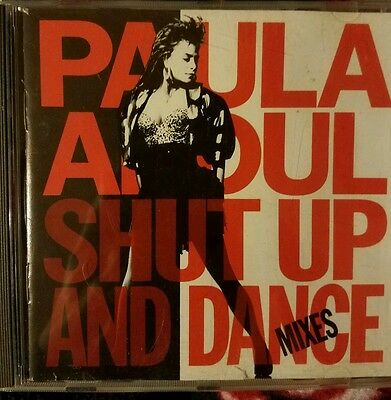 Paula Abdul Shut and Dance