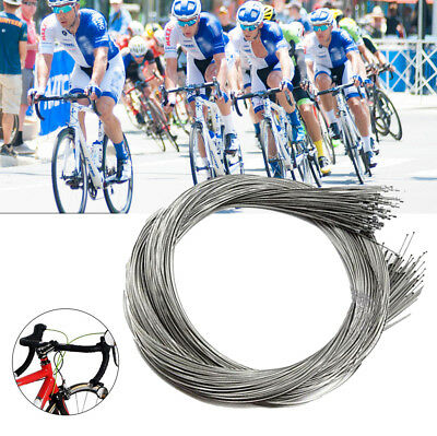 10x Bike Bicycle Shift Shifter Derailleur Gear Stainless Steel Inner Cable Wire