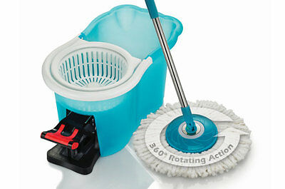 "Hurricane Spin Mop Deluxe - Original ""AS SEEN ON TV"" Product - WITH FREE POSTAGE"