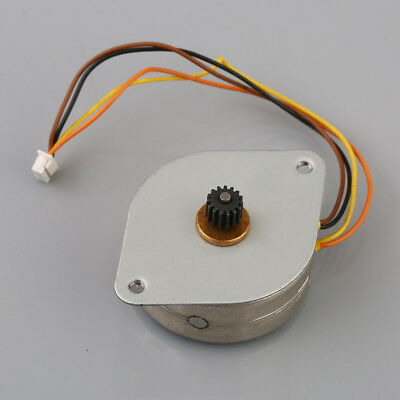 DC 5V 2-phase 4-wire small 35mm stepper motor micro step motor with gear