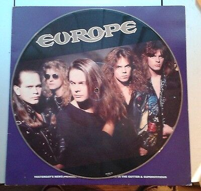 """Halfway to Heaven - Europe 12"""" Vinyl Limited Edition Picture Disc"""