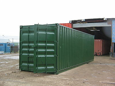 40ft Shipping Container - Lancashire