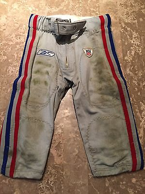 2006 NY Giants Tiki Barber Game Used / Worn Jersey Pants Authentic From Trainer