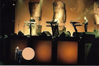 Depeche Mode 6 - 4X6 Color Concert Photo Set #11A