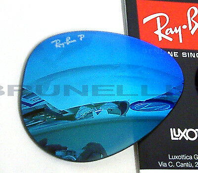 Ray Ban Replacement Lenses  3025 3026 3029 3030 3138 3407 3422 Col 4L Plz ø55