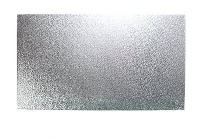 """18"""" x 12"""" Inch Oblong Rectangular Cake Board 3mm Thick"""