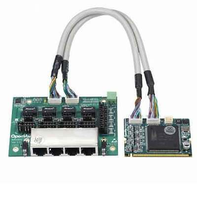 OpenVox b400m 4 Port ISDN BRI Mini PCI Card (te/NT Mode) para Asterisk Elastix