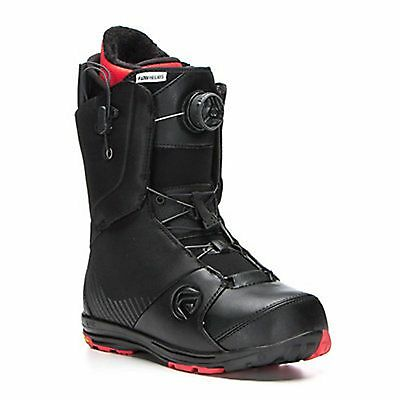 New 2016 Flow Helios Boa/Hybrid Snowboard Boots Size 9