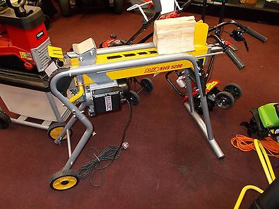 Alko Heavy Duty Log Splitter 5 Ton with Stand and Wheels