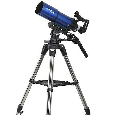 Meade Infinity 80mm Altazimuth Refractor Telescope 209004