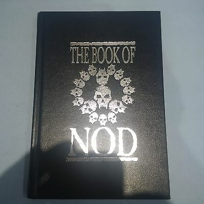 Vampire the Masquerade BOOK OF NOD Deluxe HARDCOVER White Wolf World of Darkness