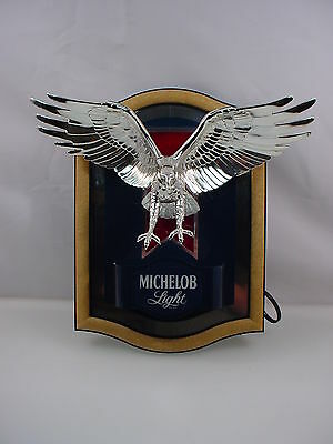 Anheuser Busch Michelob Beer Sign Michelob Eagle Beer Sign