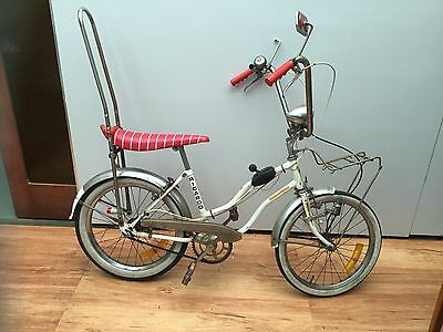 Vintage Retro Ricardo 3 Speed Bike Bicycle Dragster OLD SCHOOL LOW RIDER Freight