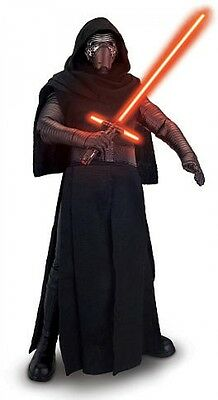 Star Wars Kylo Ren Animatronic Interactive Figure Light and Sound Effects NEW