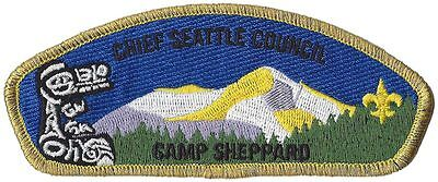 Chief Seattle Council - Camp Sheppard CSP - GMY border