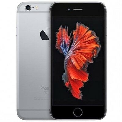 New Apple iPhone 6s 64GB FACTORY Unlocked Space Gray AT&T T-Mobile Smartphone