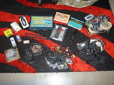 Electronics Bundle - Hobbyist, Cables, Books, Power Supplies, Etc.
