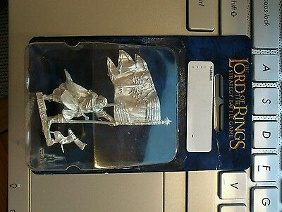 HALBARAD - Lord of the Rings - Extremely rare Games Workshop