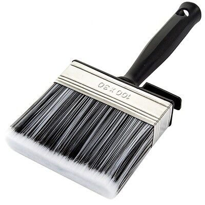"""WALLPAPER PASTE BLOCK BRUSH Large 4"""" Wall/Ceilings Covering Smooth/Applying Tool"""
