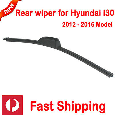 Rear wiper blade 13 inch For Hyundai i30 GD 2012-2016 Model