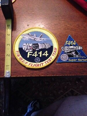 GE 90, General Electric Aircraft Engines Aviation,flight Test Team Patches