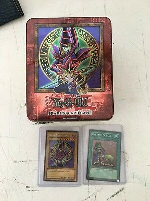 Yu-Gi-Oh! Dark Magician Collectible  With Cards