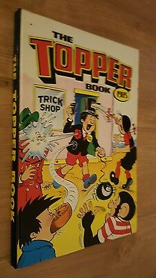 The Topper Book 1985 Vintage Comic Annual unclipped