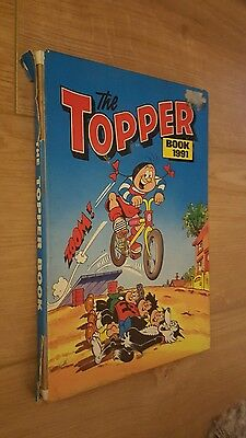 The TOPPER Book Annual 1991. Unclipped